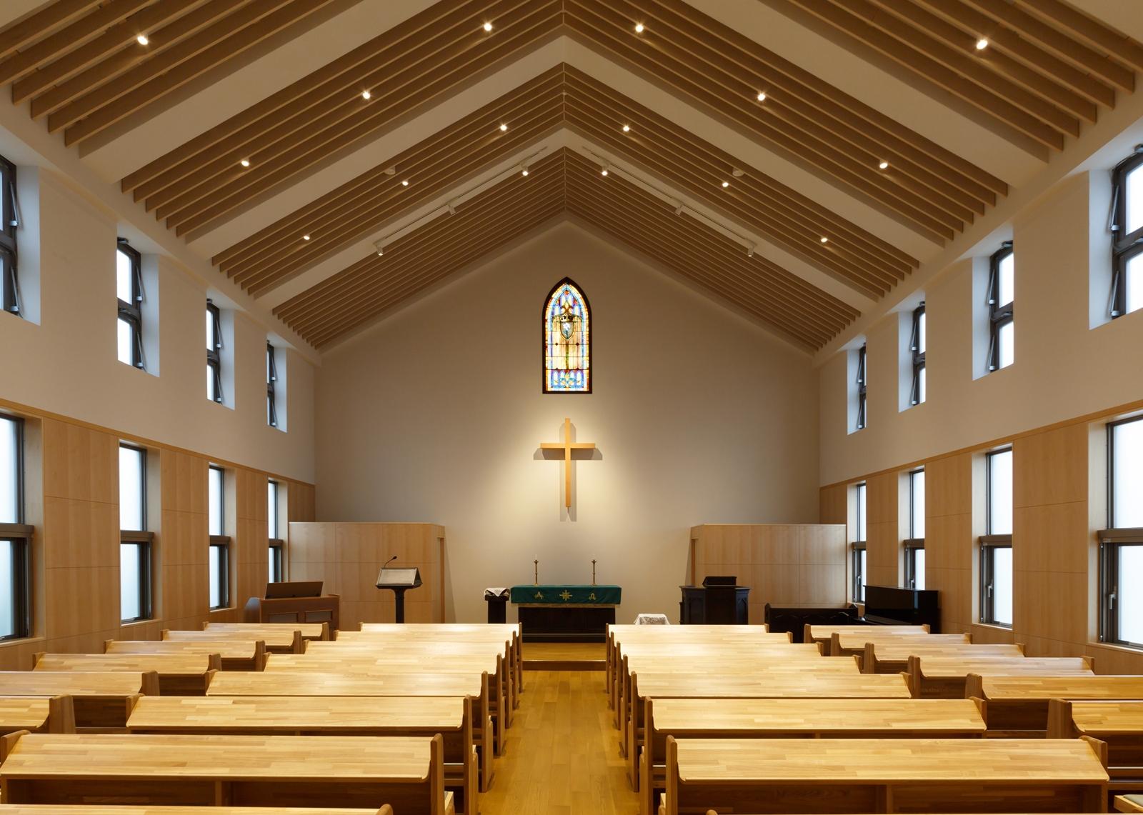 日本福音ルーテル日吉教会